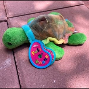 """Full O' Beans Collection 1996 """"Shelly the Turtle """""""